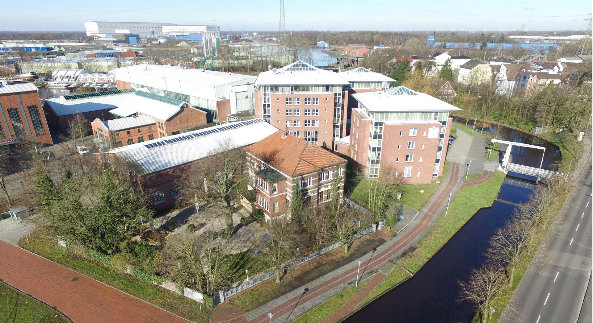 Architektur; Gewerbearchitektur; Veranstaltung; Restaurant; Hotel Alte Werft; Alte Werft Papenburg; Papenburg;