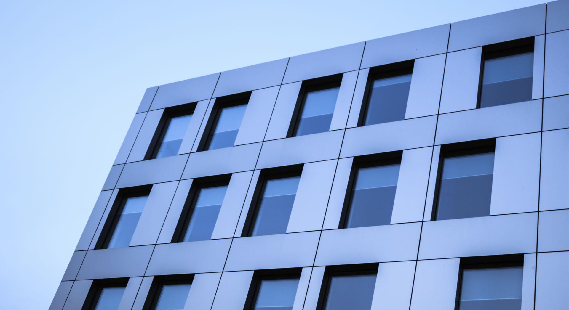Architektur; Industriearchitektur; Gewerbearchitektur; Alucobond Fassade; Neubau; Meyer Werft; Verwaltungsgebäude;