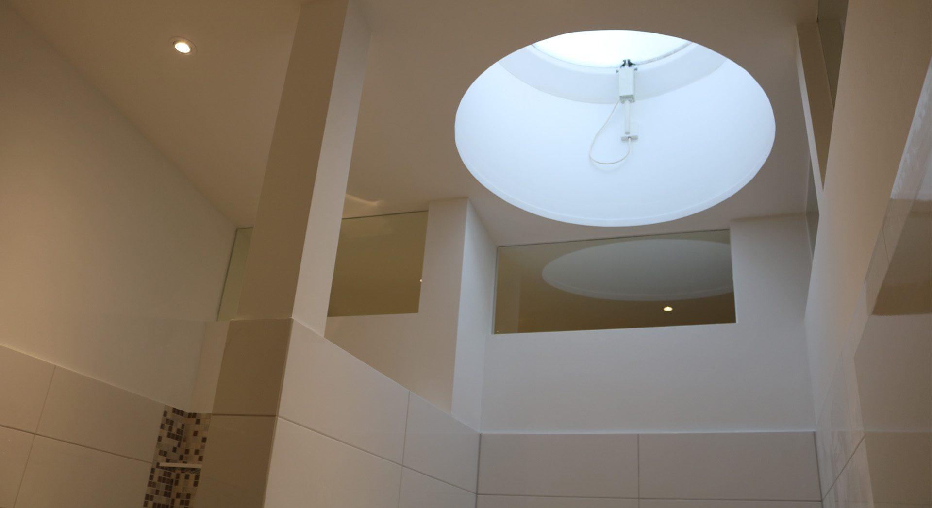Einfamilienhaus; Innenarchitektur; Lichtgestaltung; Lichtdesign; Badgestaltung; Wohnungsbau;