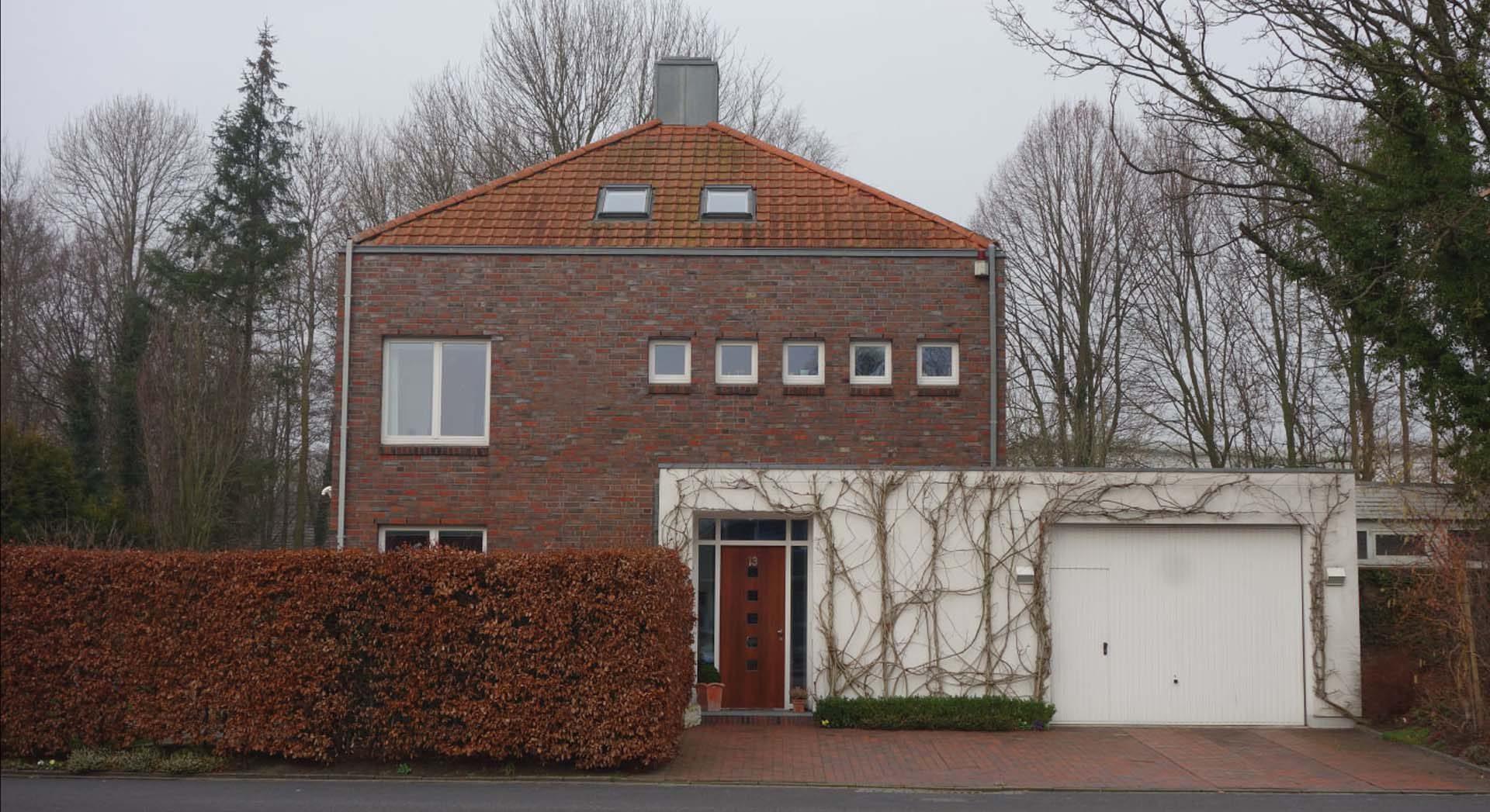 Einfamilienhaus; Architektur; Neubau;